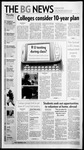 The BG News October 18, 2007
