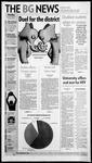 The BG News October 22, 2007