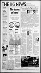 The BG News November 6, 2007