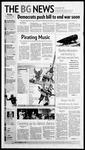 The BG News November 9, 2007