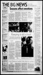 The BG News December 7, 2007