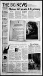 The BG News January 9, 2008