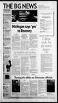 The BG News January 16, 2008