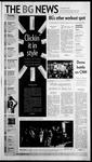 The BG News January 22, 2008
