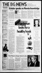 The BG News January 23, 2008