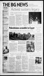 The BG News January 24, 2008