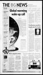 The BG News January 31, 2008