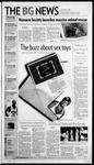 The BG News February 14, 2008