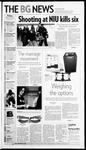 The BG News February 15, 2008