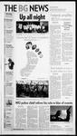 The BG News March 31, 2008