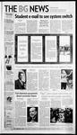 The BG News April 3, 2008