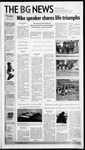 The BG News April 17, 2008