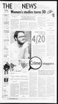 The BG News April 18, 2008