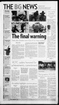 The BG News April 21, 2008