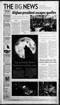 The BG News April 28, 2008