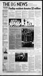 The BG News April 30, 2008