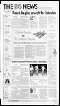 The BG News May 21, 2008
