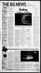 The BG News September 15, 2008