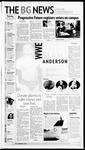 The BG News September 23, 2008