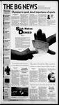 The BG News October 15, 2008