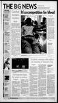 The BG News November 10, 2008