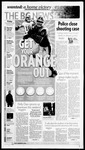 The BG News November 21, 2008