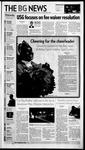 The BG News December 3, 2008