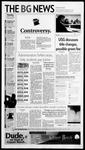 The BG News March 3, 2009