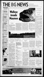 The BG News April 15, 2009