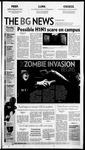 The BG News October 22, 2009