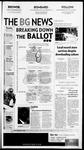 The BG News October 27, 2009