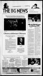 The BG News January 25, 2010