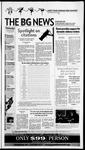 The BG News January 27, 2010