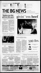 The BG News February 25, 2010