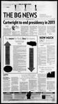 The BG News March 1, 2010