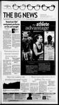 The BG News March 25, 2010