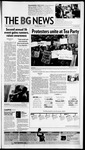 The BG News April 19, 2010
