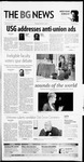 The BG News October 5, 2010
