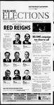 The BG News November 3, 2010