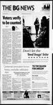 The BG News November 9, 2010