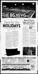 The BG News November 18, 2010
