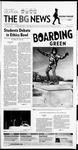 The BG News November 22, 2010