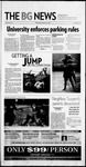 The BG News January 12, 2011