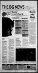 The BG News January 19, 2011