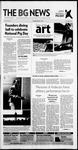 The BG News March 1, 2011