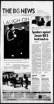 The BG News March 16, 2011