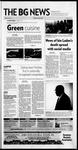 The BG News May 3, 2011