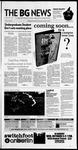 The BG News October 3, 2011