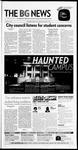 The BG News October 31, 2011