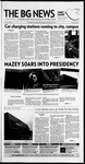 The BG News November 28, 2011
